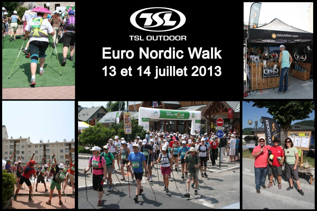 La marche nordique nordic walking a marche news - Marche nordique salon ...